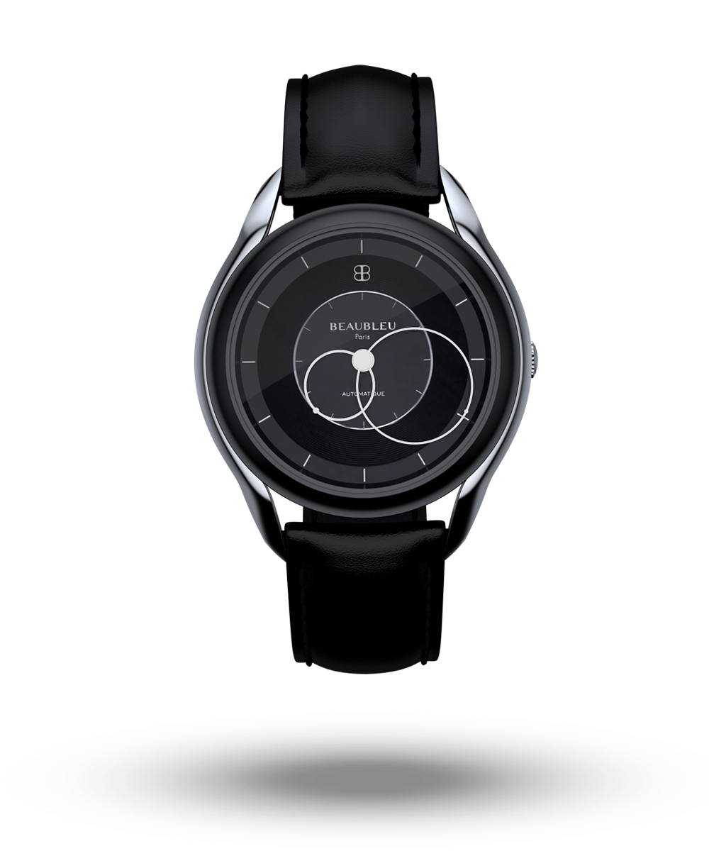 Beaubleu B01 watch - Le Dynamique