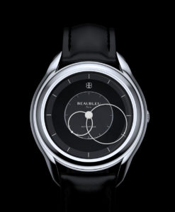 Beaubleu B01 watch - Le Lumineux