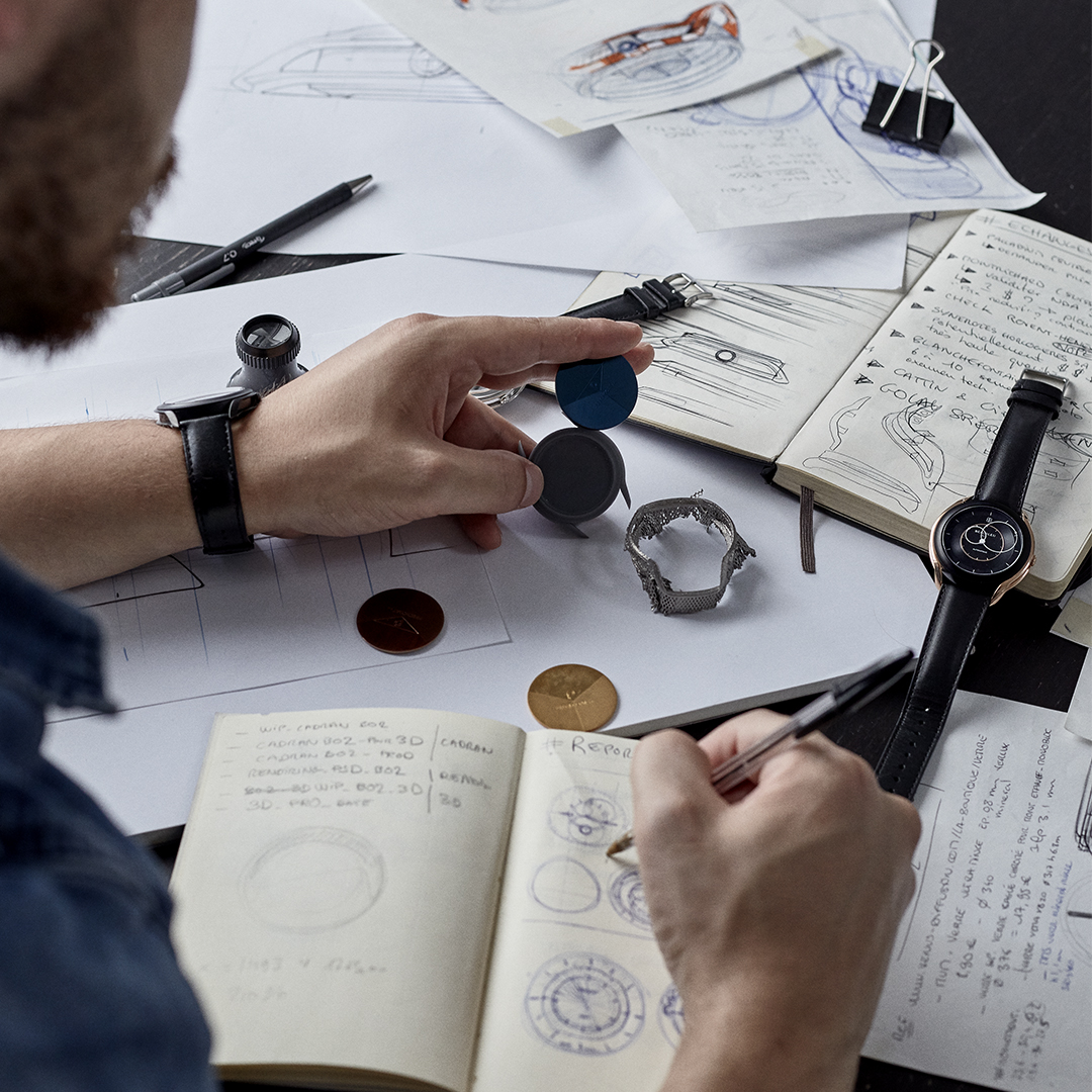 dessins des montres beaubleu