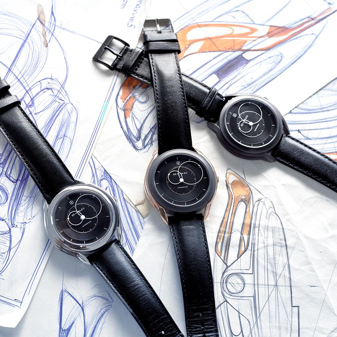 Watch Sketches Beaubleu