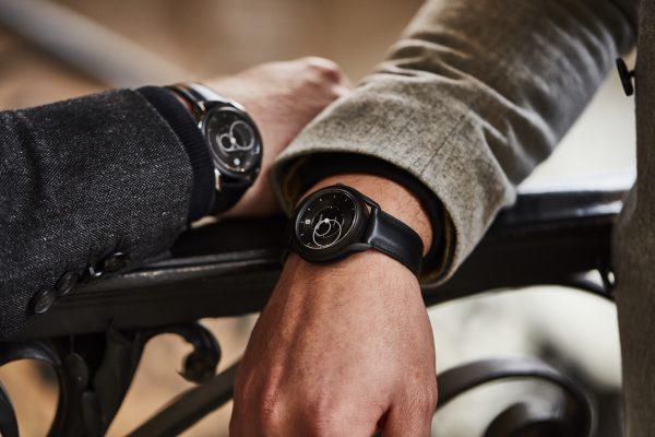 Les montres Beaubleu et leurs aiguilles rondes